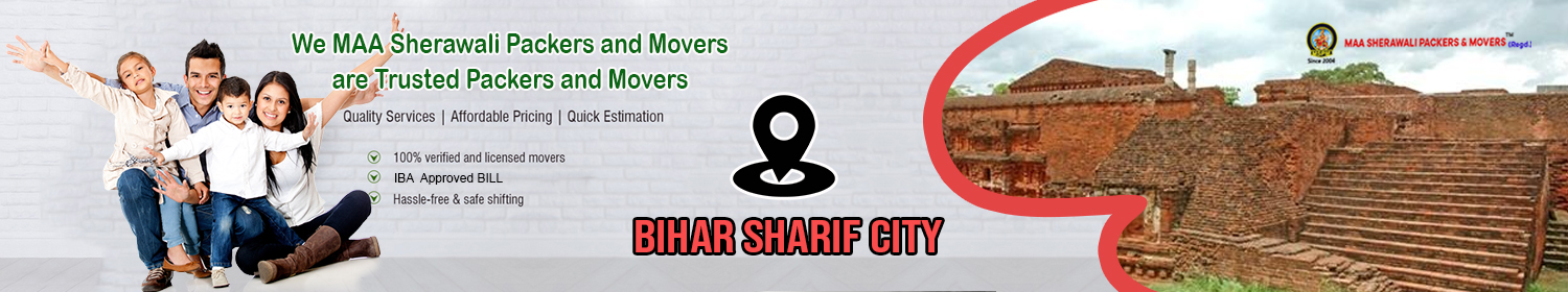 Packers and Movers in Bihar Sharif