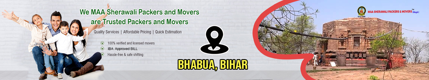 Packers and Movers Bhabua