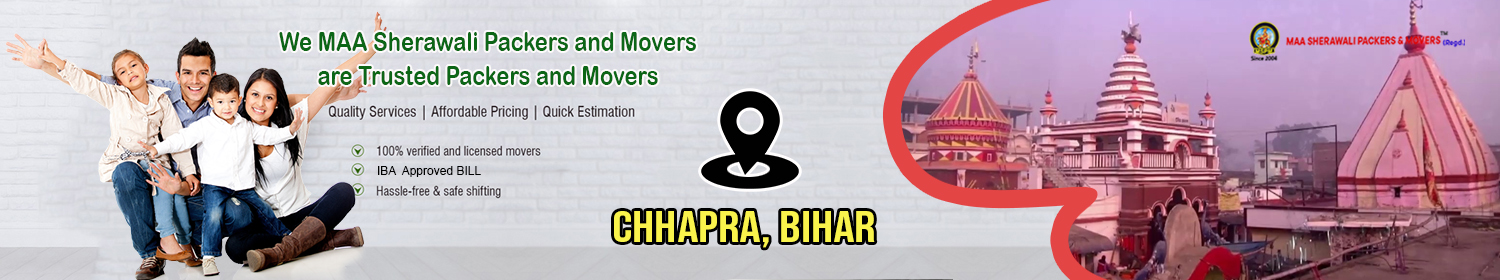 Packers and Movers Chhapra