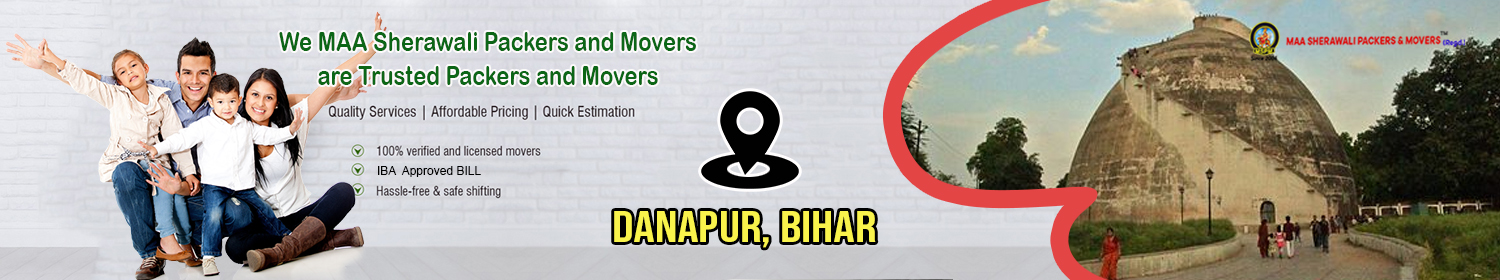 Packers and movers Danapur