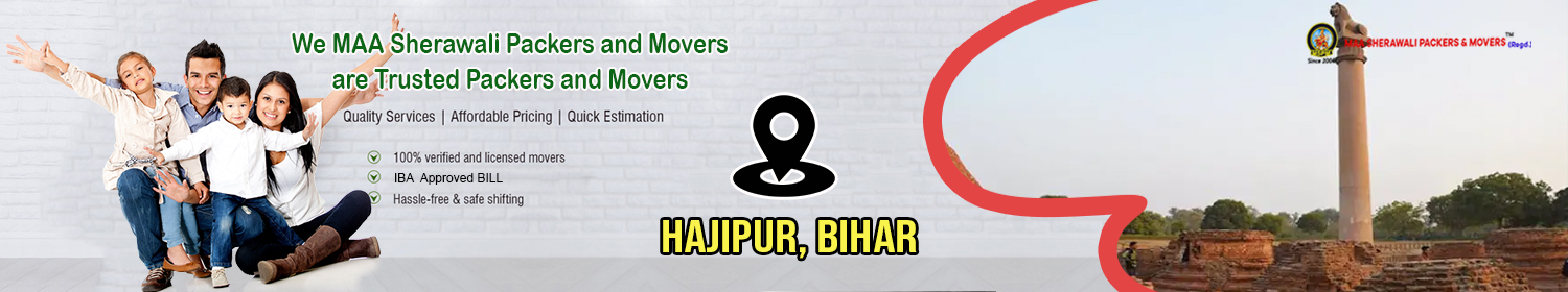 Packers and Movers Hajipur