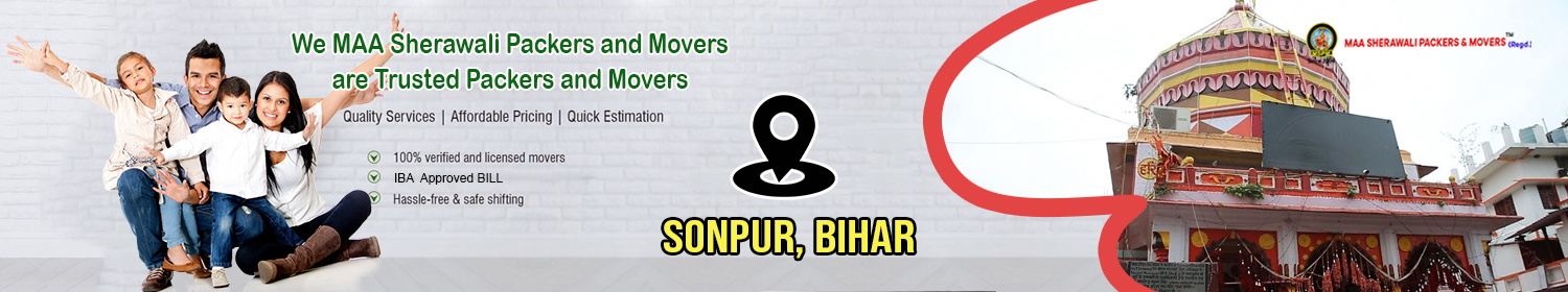 Packers and Movers Sonpur