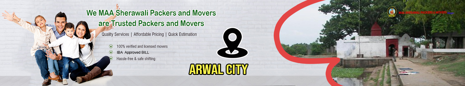 Packers and Movers in Arwal
