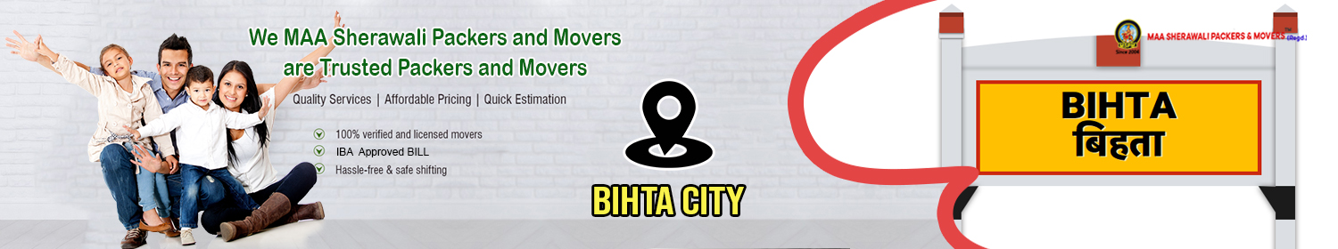 Packers and Movers in Bihta
