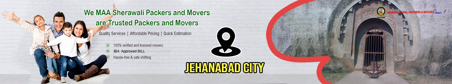 Packers and Movers in Jehanabad