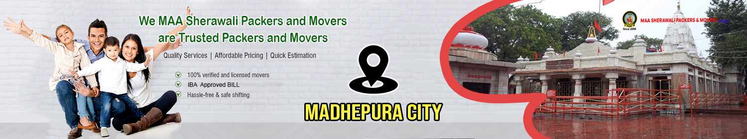 Packers and Movers in Madhepura