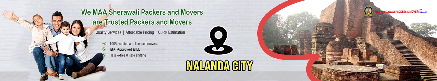 Packers and Movers in Nalanda