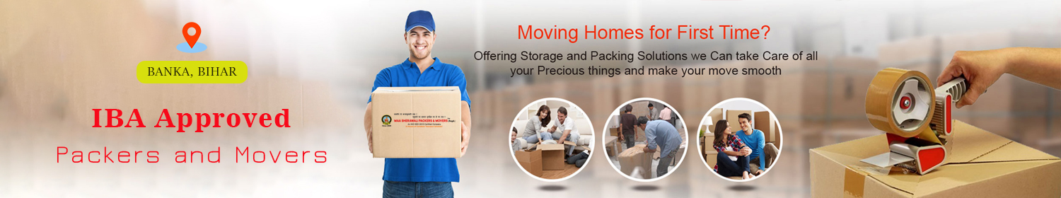 Packers and Movers in Banka, Bihar
