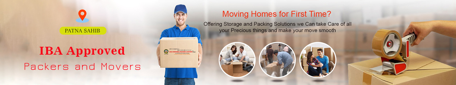 Packers and Movers in Patna Sahib