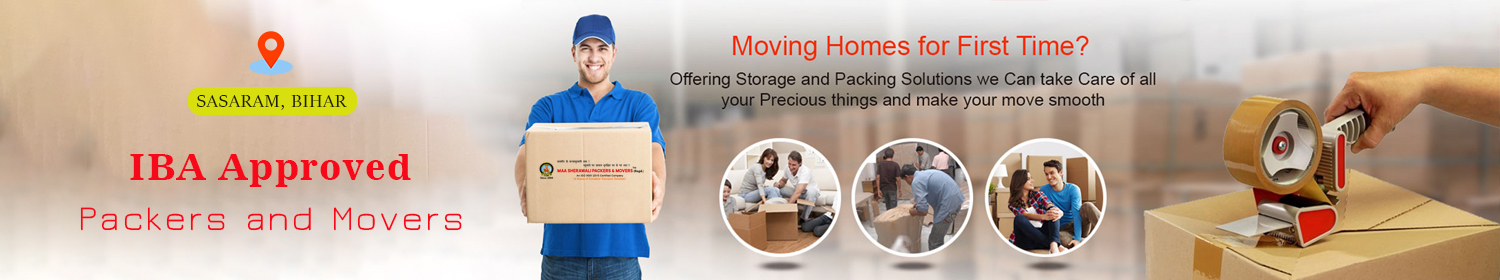Packers and Movers in Sasaram, Bihar